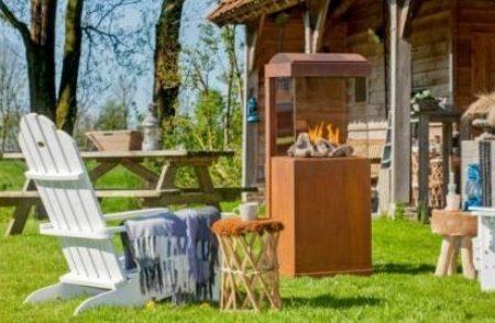 Buitenhaard De Tuin : Sfeer en warmte in uw tuin met de geschikte tuinhaard u2013 inrichting tips