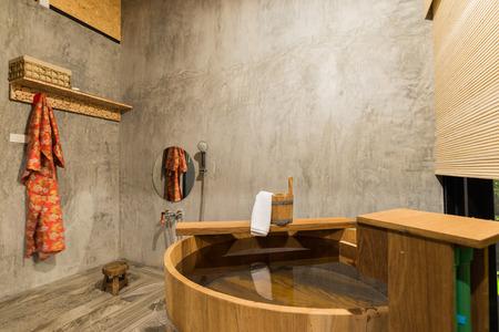 Hoe cre er je een landelijke badkamer inrichting tips - Landelijke badkamer meubels ...
