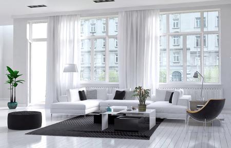 Hoe richt je een woning minimalistisch in u inrichting tips
