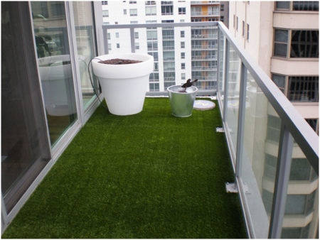 Vloer Voor Balkon : Kunstgras op je balkon zo doe je dat u inrichting tips