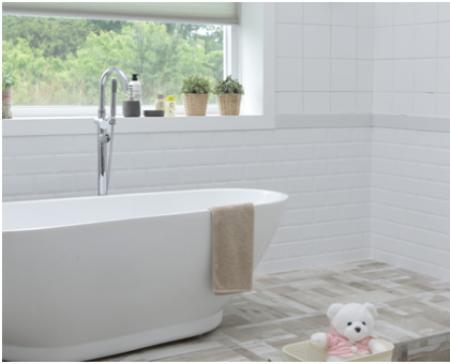 Het leggen en onderhouden van badkamertegels – Inrichting Tips